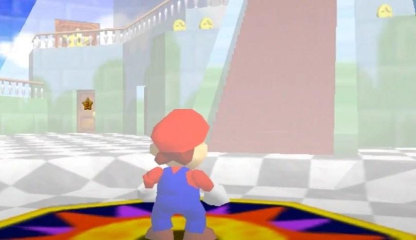 Super Mario 64 3D All Stars