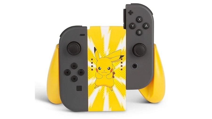 Pikachu Joy-Con Grip