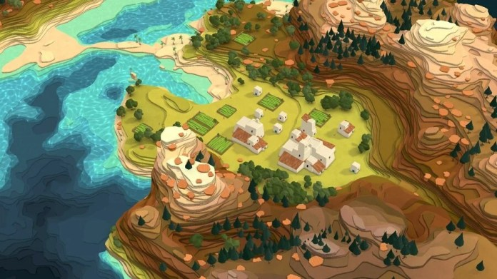 Molyneux has revisited the God Sim genre at his new studio 22cans, via PC and smartphone title Godus