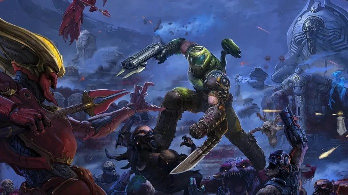 """DOOM Eternal: The Ancient Gods - Part Two Expected To Arrive On Switch """"Later This Year"""""""