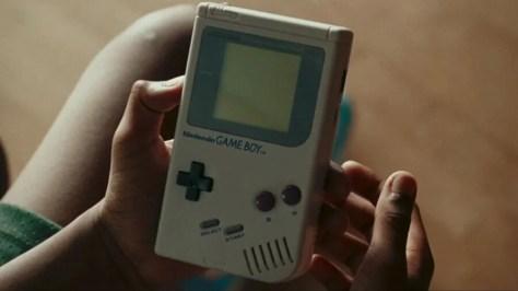LeBron plays Game Boy