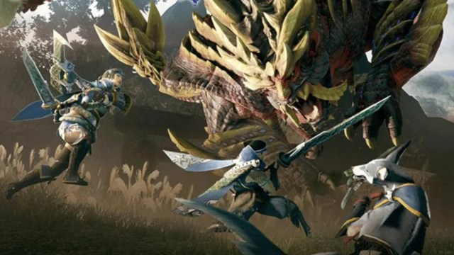 Video: Check Out Some Great Sword Gameplay From Monster Hunter Rise 1