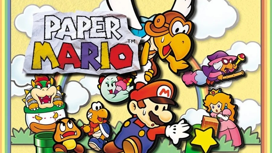 Papermario Cropped
