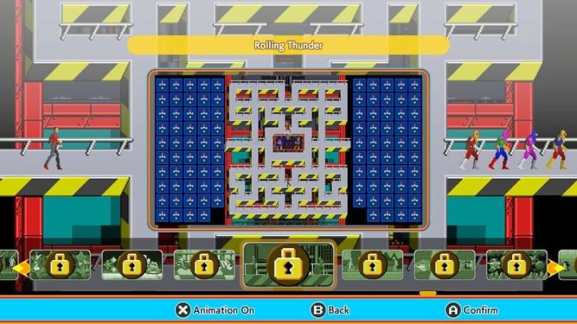 Pac-Man 99: Rolling Thunder Theme