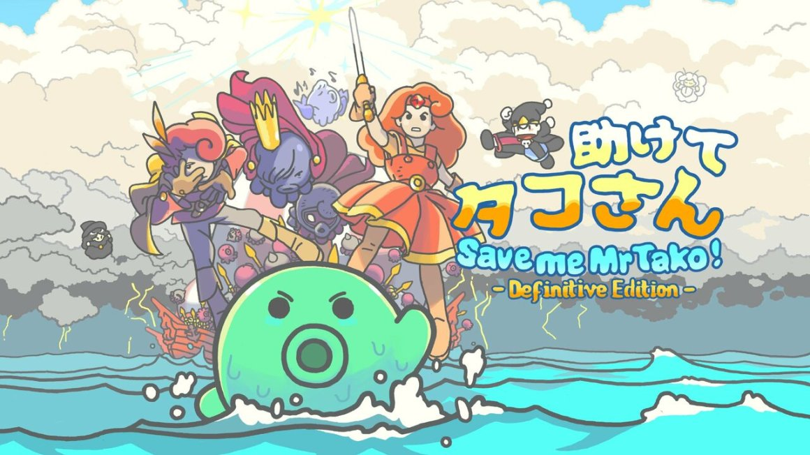 Limited Run Will Be Publishing Save Me Mr Tako: Definitive Edition On Consoles