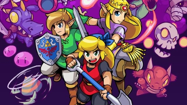 Reminder: The Second DLC Pack For Cadence Of Hyrule Is Now Available 3