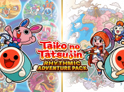 Taiko no Tatsujin: Rhythmic Adventure Pack Brings Two 3DS Drummers To Switch This Winter 2