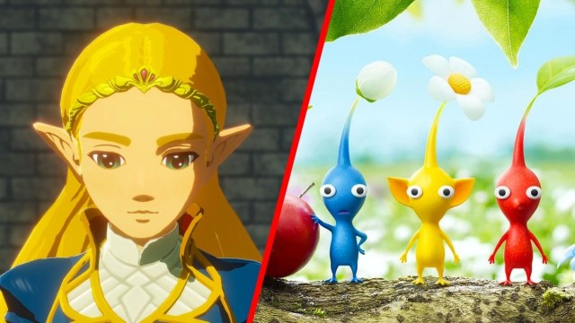 Watch: Nintendo Treehouse: Live - Hyrule Warriors: Age Of Calamity And Pikmin 3 Presentation 2