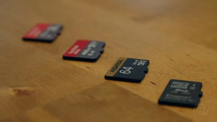 Video: Do Faster Micro SD Cards Actually Improve Load Times On Switch?
