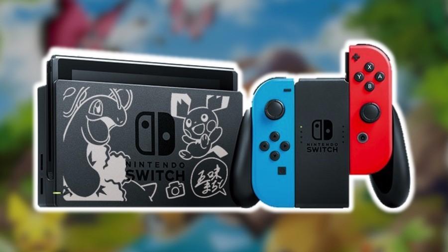 New Pokemon Snap Switch Console