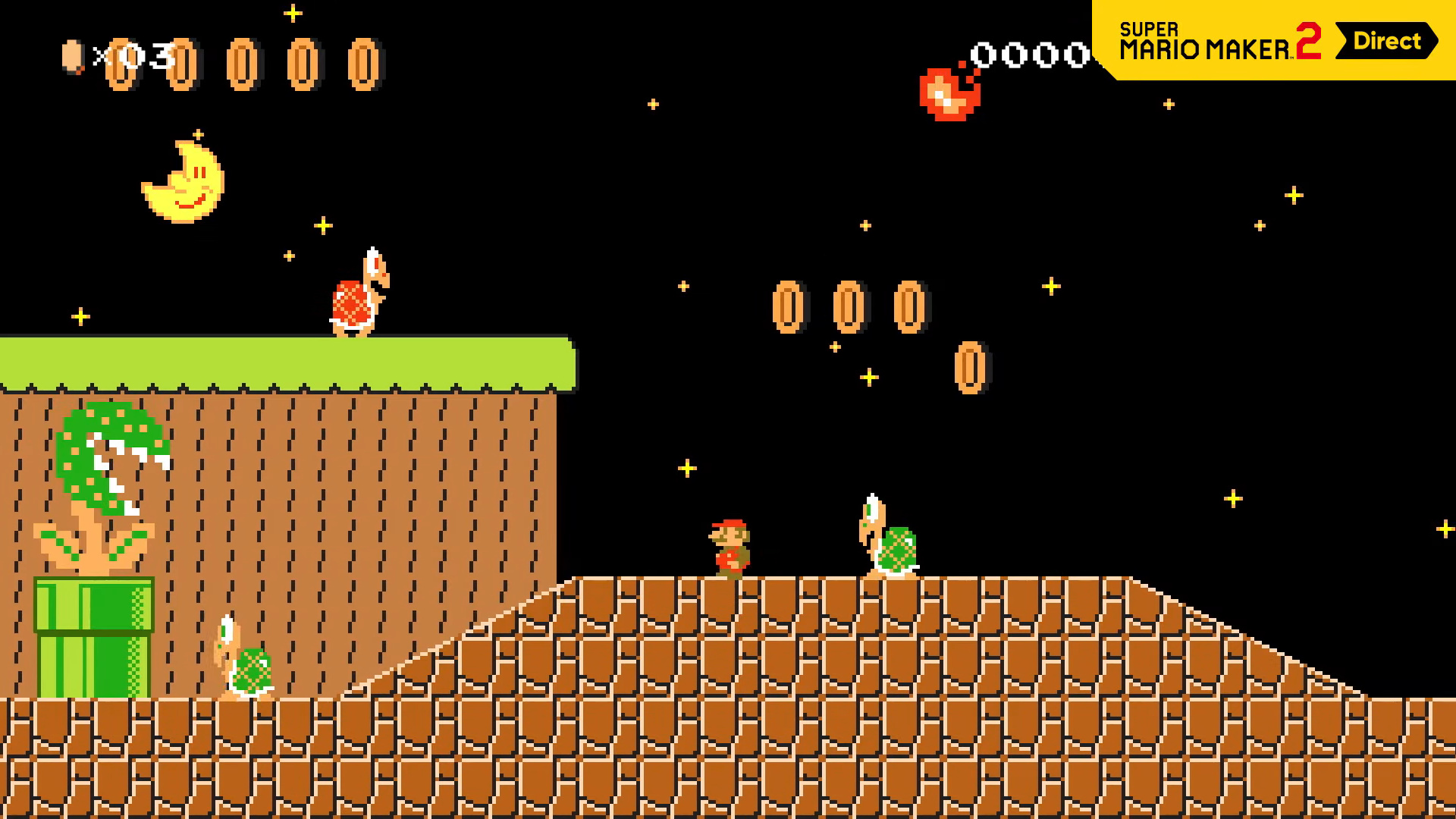 Super Mario Odyssey Enemies