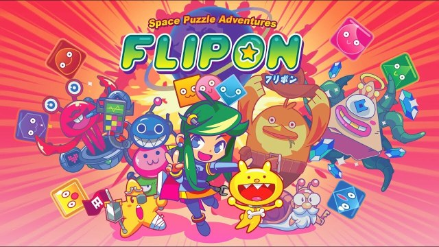 Flipon Brings Even More Match-3 Puzzle Action To The Switch eShop Next Week 2