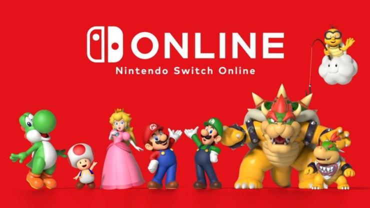 Nintendo Switch en línea