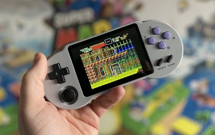 PocketGo S30