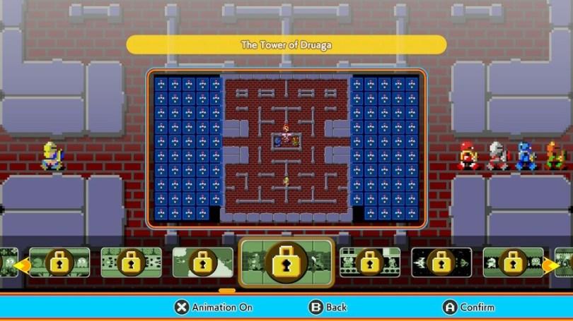 Pac-Man 99: The Tower of Druaga Theme