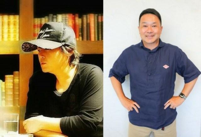 Tetsuya Nomura And Masanobu Suzui
