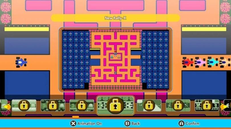 Pac-Man 99: New Rally-X