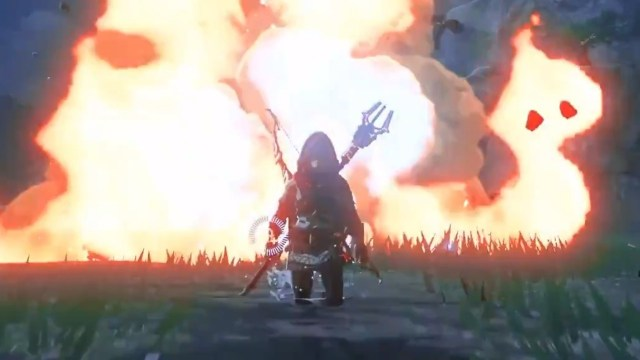 Video: This Might Just Be The Greatest Guardian Kill We've Ever Seen In Zelda: Breath Of The Wild 2