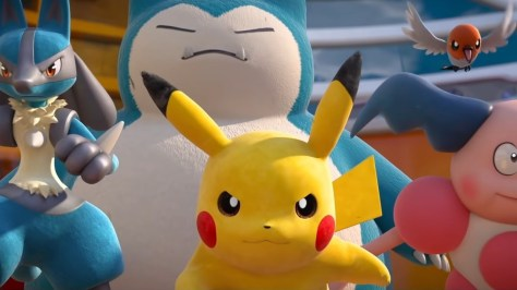 You Can Now Pre-Load Pokémon UNITE From The Switch eShop