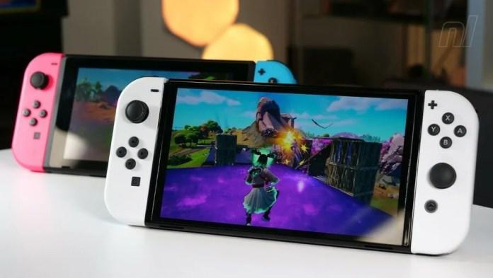 Nintendo Switch OLED vs Original
