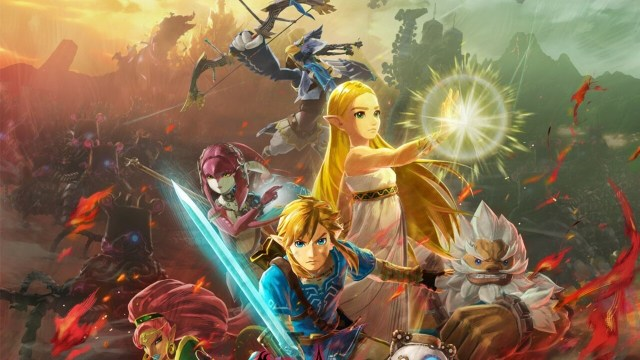 What's Up With The Frame Rate In The Hyrule Warriors: Age Of Calamity Demo? 1