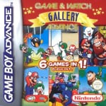Game & Watch Gallery Advance (GBA)