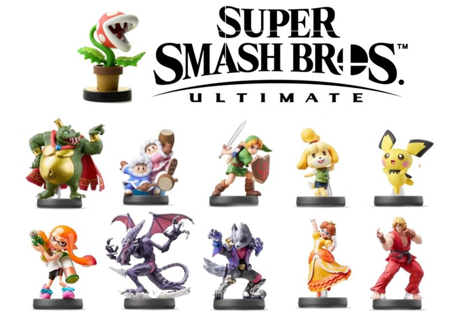 Super Smash Bros. Ultimate amiibo