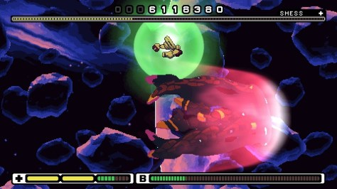 Risk System Is A Daring Shmup Blasting Onto Switch Soon