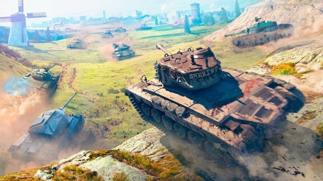 World Of Tanks Switch