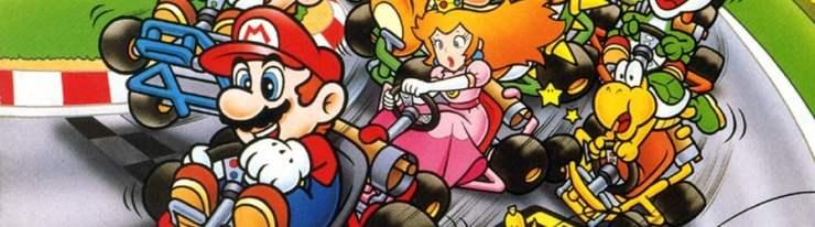 Super Mario Kart (SNES)