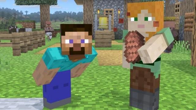 Steve Minecraft Smash