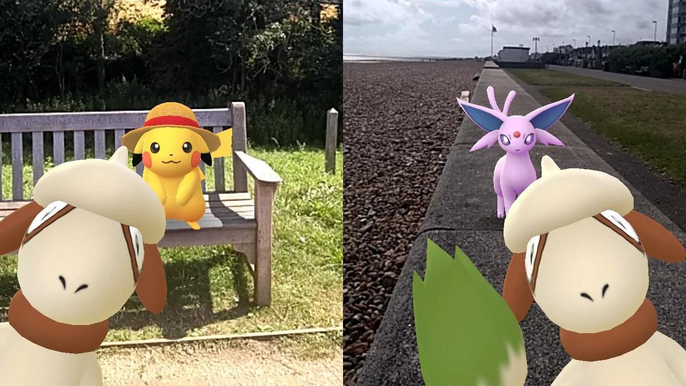 "Image result for pokemon go photobomb"""
