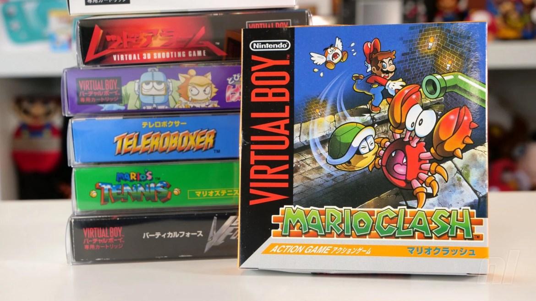 Virtual Boy Games