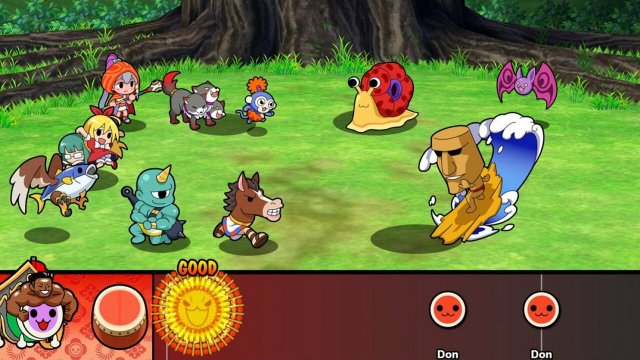 Taiko No Tatsujin: Rhythmic Adventure Pack Drums Out A Solid Release Date 1