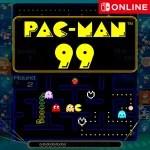 PAC-MAN 99 (Switch eShop)