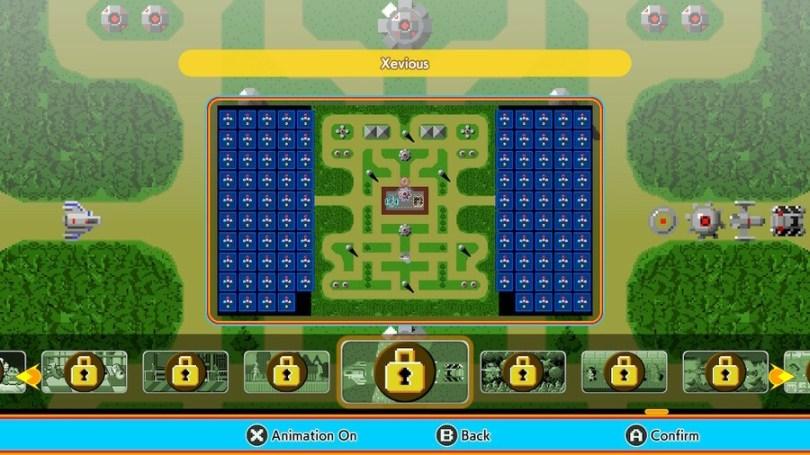 Pac-Man 99: Xevious Theme
