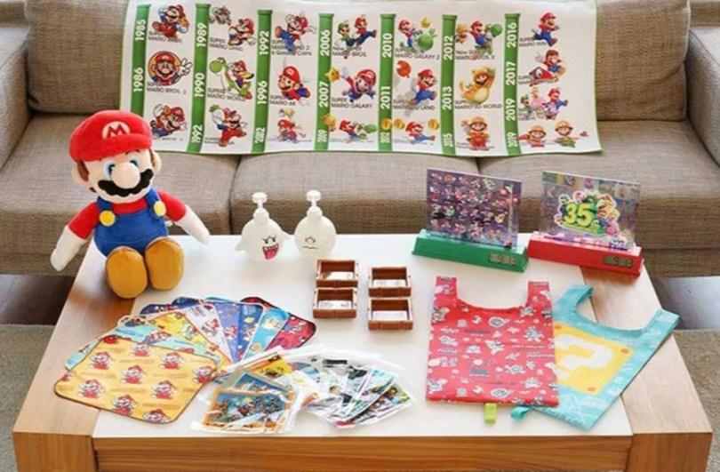 Mario Lottery