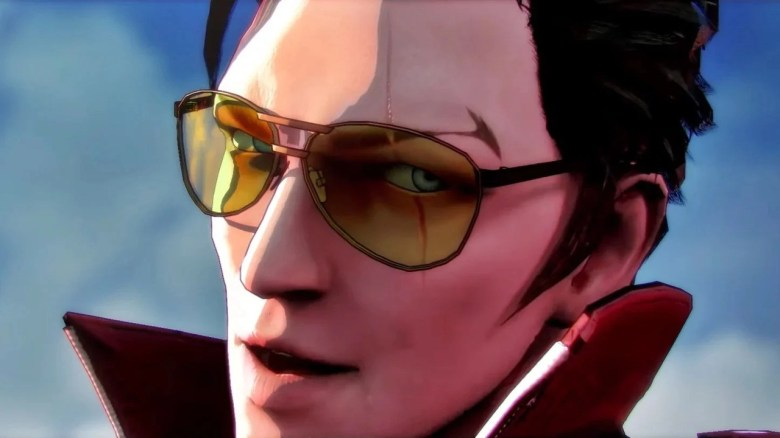 """Suda51 hopes not to make more characters from the movie or TV show """"Reality"""""""