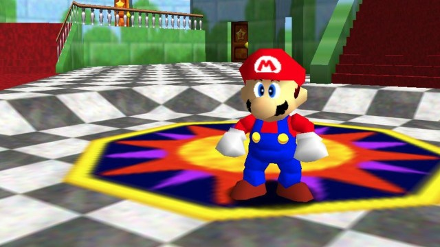 Random: Forget The Switch, Super Mario 64 Has Been Ported To Dreamcast, PS2 And PS Vita 2