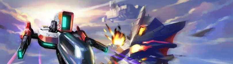 SEGA AGES Thunder Force IV (Switch eShop)