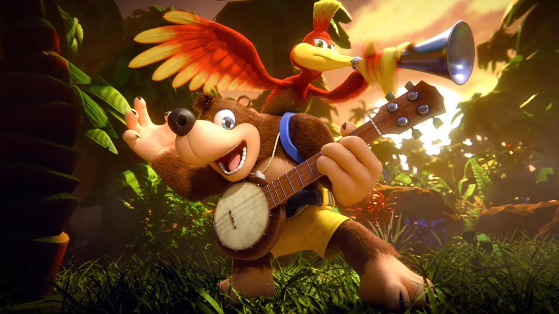 Image result for banjo smash