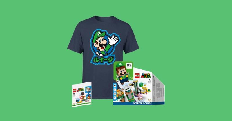 Guide: Where To Pre-Order LEGO Luigi - LEGO Super Mario Adventures With Luigi Starter Course
