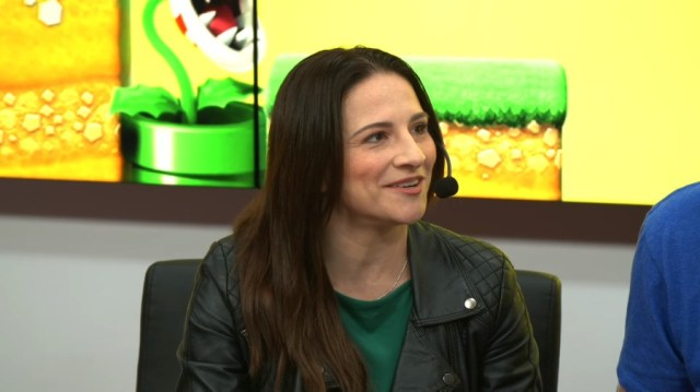 Samantha Robertson {focus_keyword} Samantha Robertson Leaves Treehouse And Moves Into A New Role At Nintendo - Nintendo Life samantha robertson