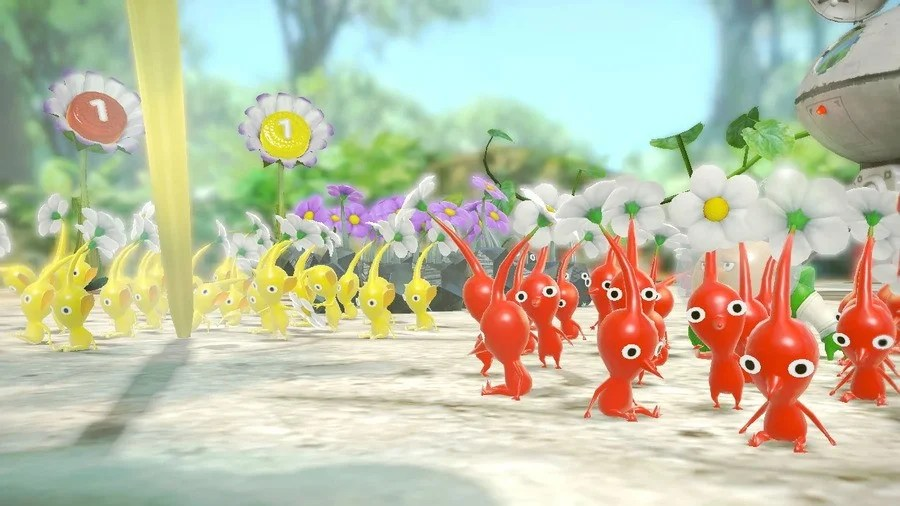 Pikmin 3 also features in this year's lineup