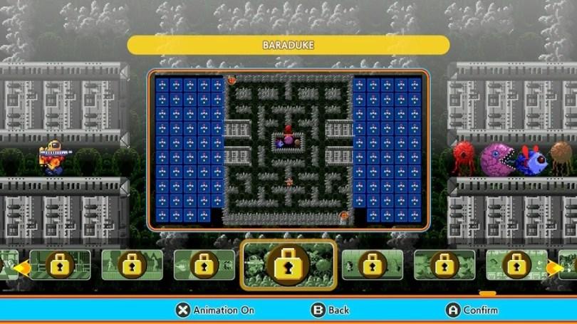 Pac-Man 99: Baraduke Theme