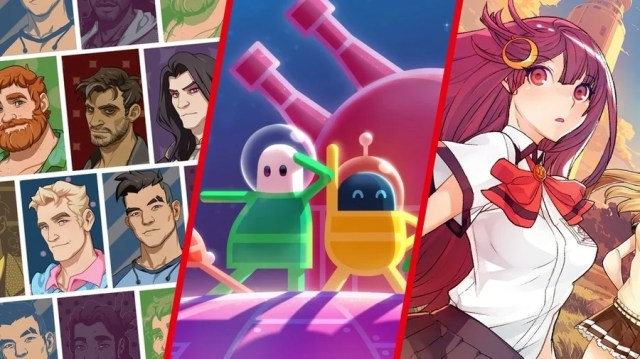 Switch games for lovers and lonely hearts