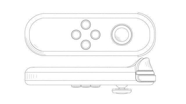New Nintendo Patent Suggests A Standalone Switch Joy-Con Could Be On The Way 2