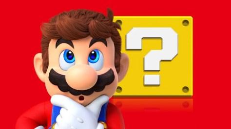 Nintendo Question Box
