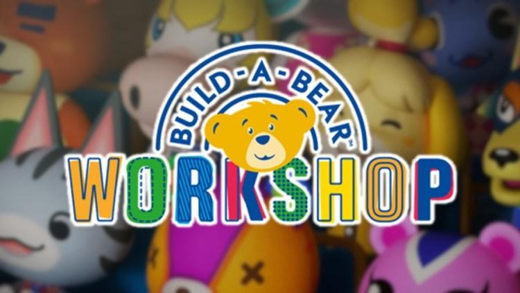 Animal Crossing New Horizons Build A Bear