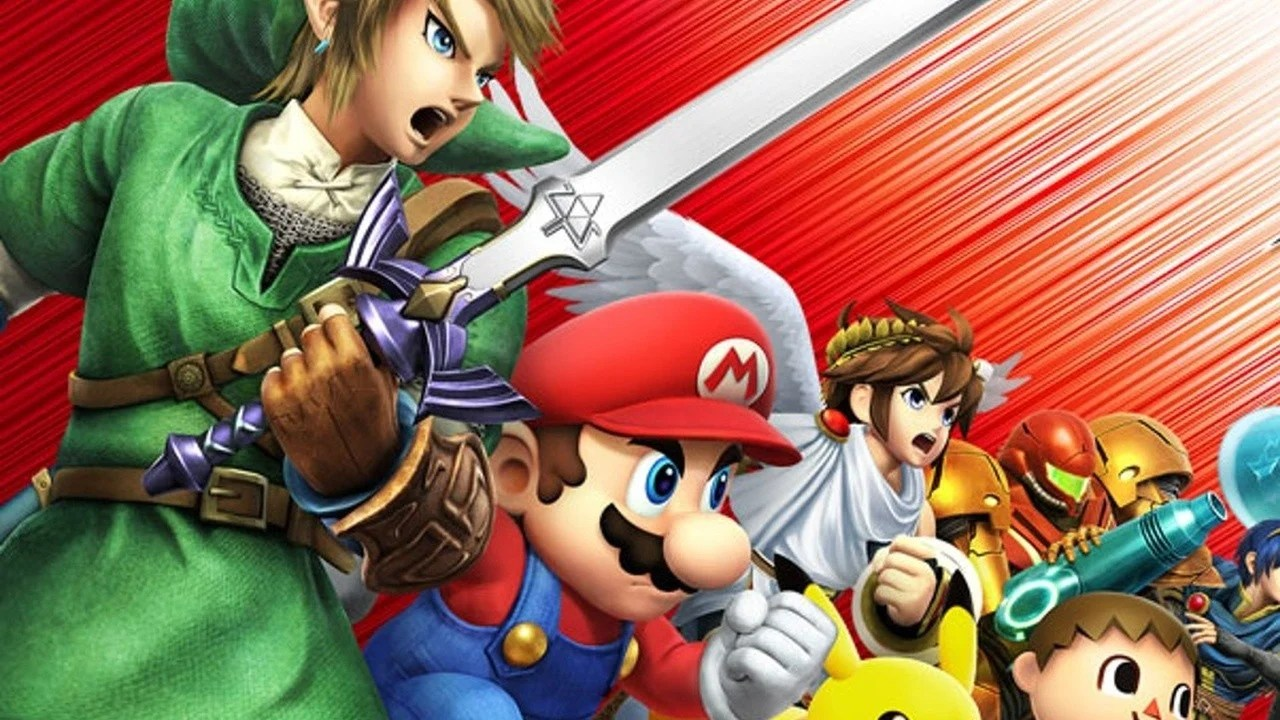 Get discounts on Luigi's Mansion and Smash Bros. for 3DS with My Nintendo Rewards (Europe)